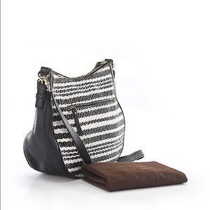 kate spade Bags - Kate Spade Cobble hill Mylie woven crossbody bag